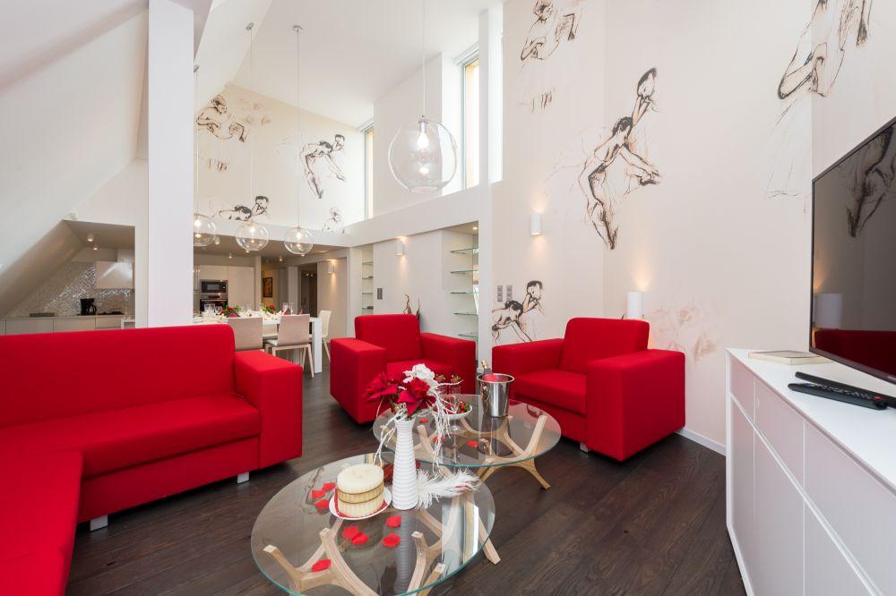 Půdní byt 5+kk, plocha 198 m², ulice Vodičkova, Praha 1 - Nové Město | 2
