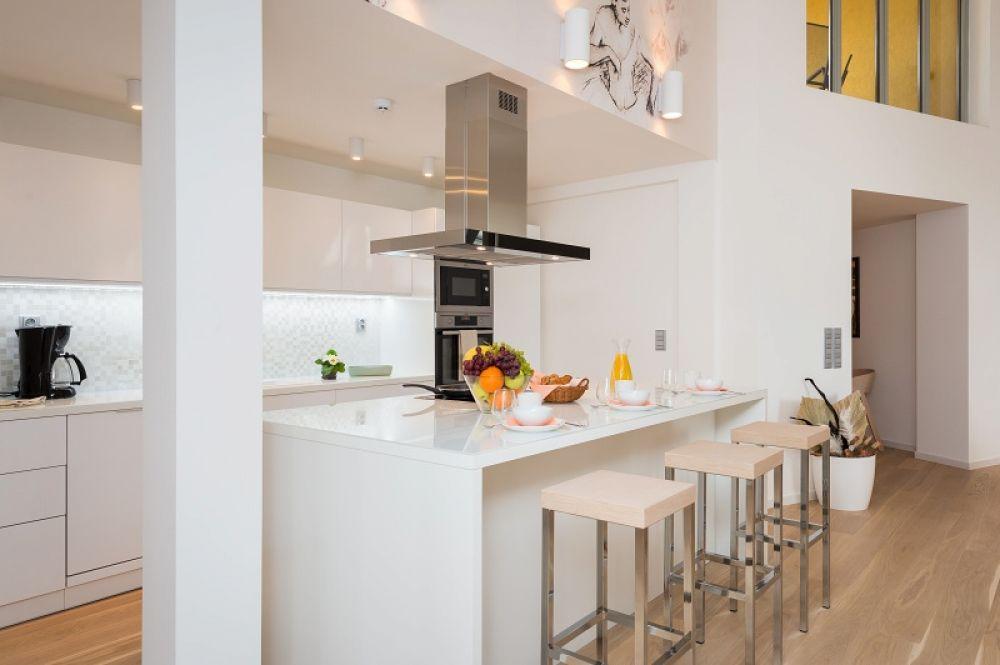 Půdní byt 5+kk, plocha 208 m², ulice Vodičkova, Praha 1 - Nové Město | 4