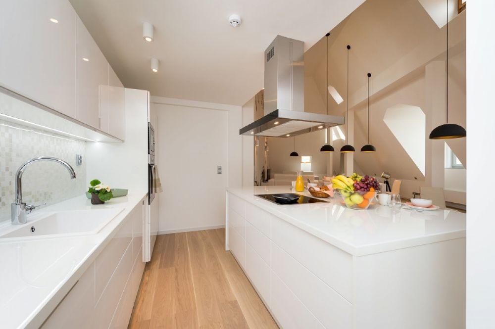 Půdní byt 5+kk, plocha 208 m², ulice Vodičkova, Praha 1 - Nové Město | 6
