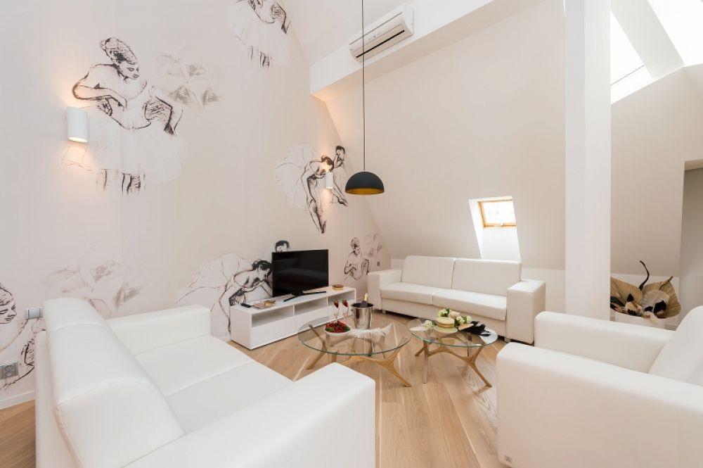 Půdní byt 5+kk, plocha 208 m², ulice Vodičkova, Praha 1 - Nové Město | 9