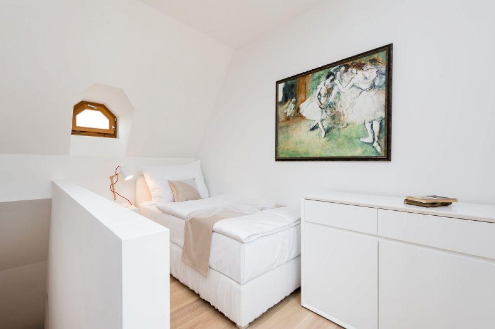Půdní byt 5+kk, plocha 208 m², ulice Vodičkova, Praha 1 - Nové Město | 22