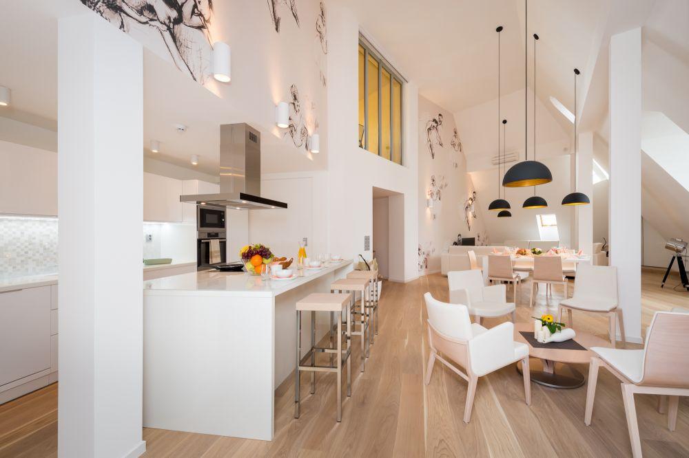 Půdní byt 5+kk, plocha 208 m², ulice Vodičkova, Praha 1 - Nové Město | 3