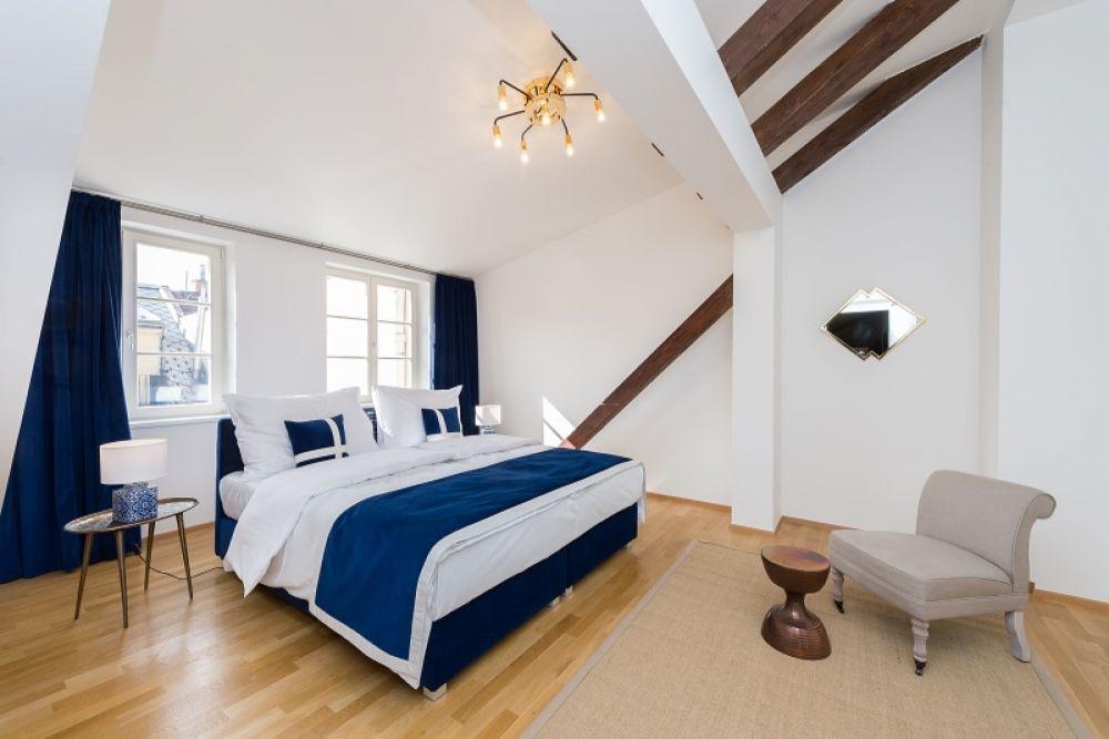 Půdní byt 4+kk, plocha 213 m², ulice Vítězná, Praha 1 - Malá Strana | 7