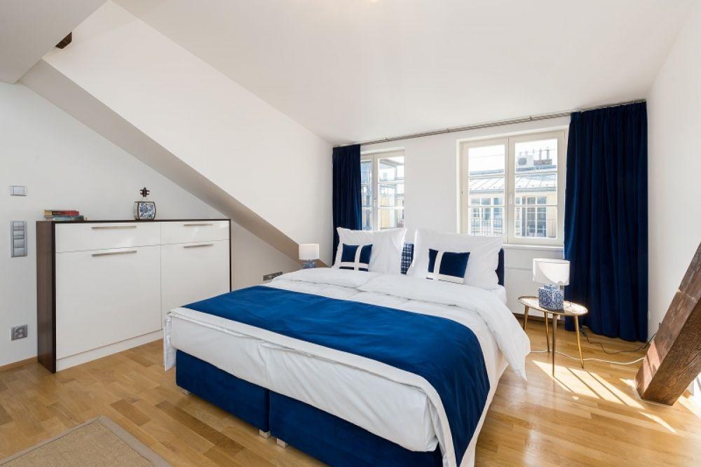 Půdní byt 4+kk, plocha 213 m², ulice Vítězná, Praha 1 - Malá Strana | 8