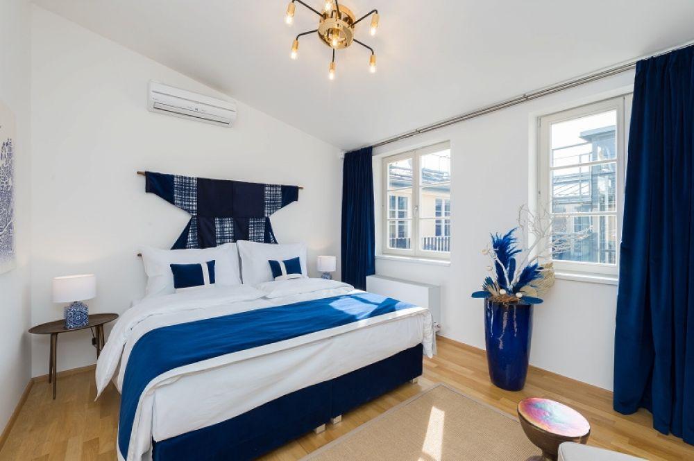Půdní byt 4+kk, plocha 213 m², ulice Vítězná, Praha 1 - Malá Strana | 9