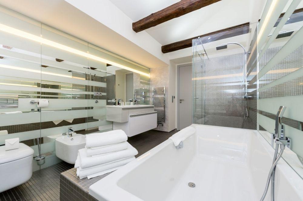Půdní byt 4+kk, plocha 213 m², ulice Vítězná, Praha 1 - Malá Strana | 12
