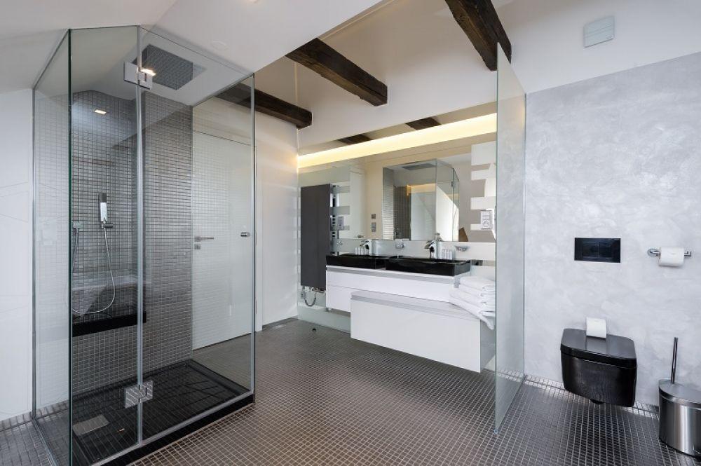 Půdní byt 5+kk, plocha 281 m², ulice Vítězná, Praha 1 - Malá Strana | 9