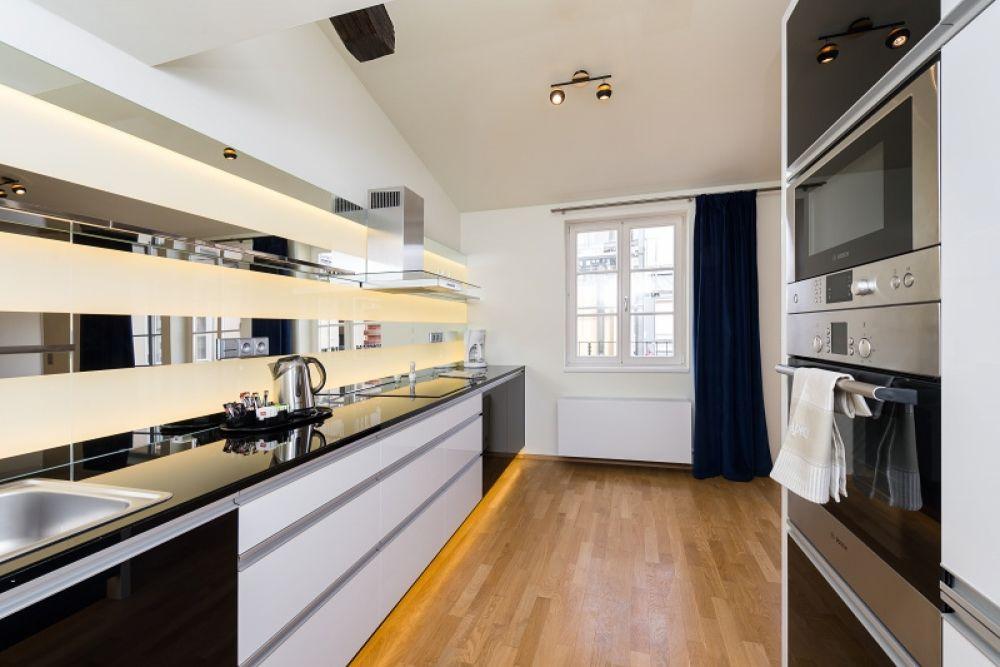 Půdní byt 5+kk, plocha 281 m², ulice Vítězná, Praha 1 - Malá Strana | 5