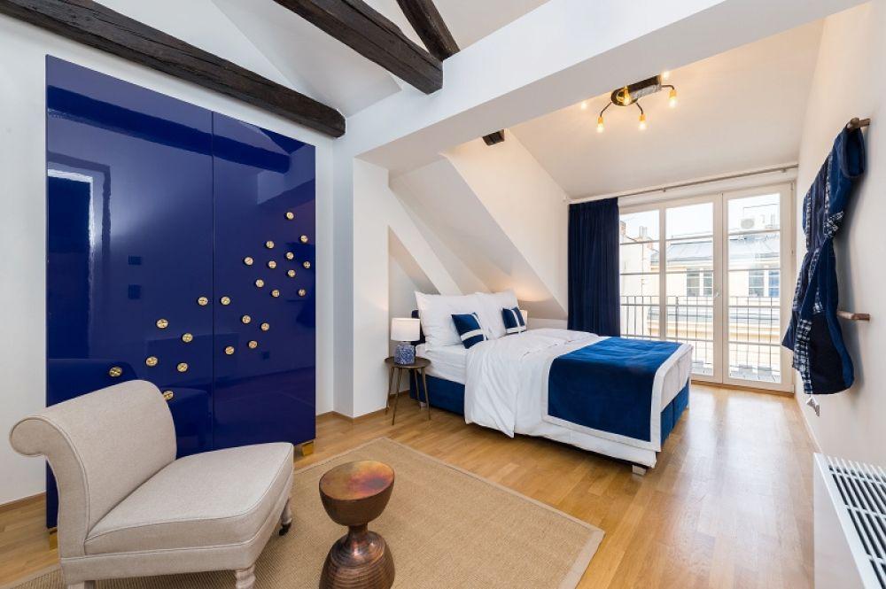 Půdní byt 5+kk, plocha 281 m², ulice Vítězná, Praha 1 - Malá Strana | 12