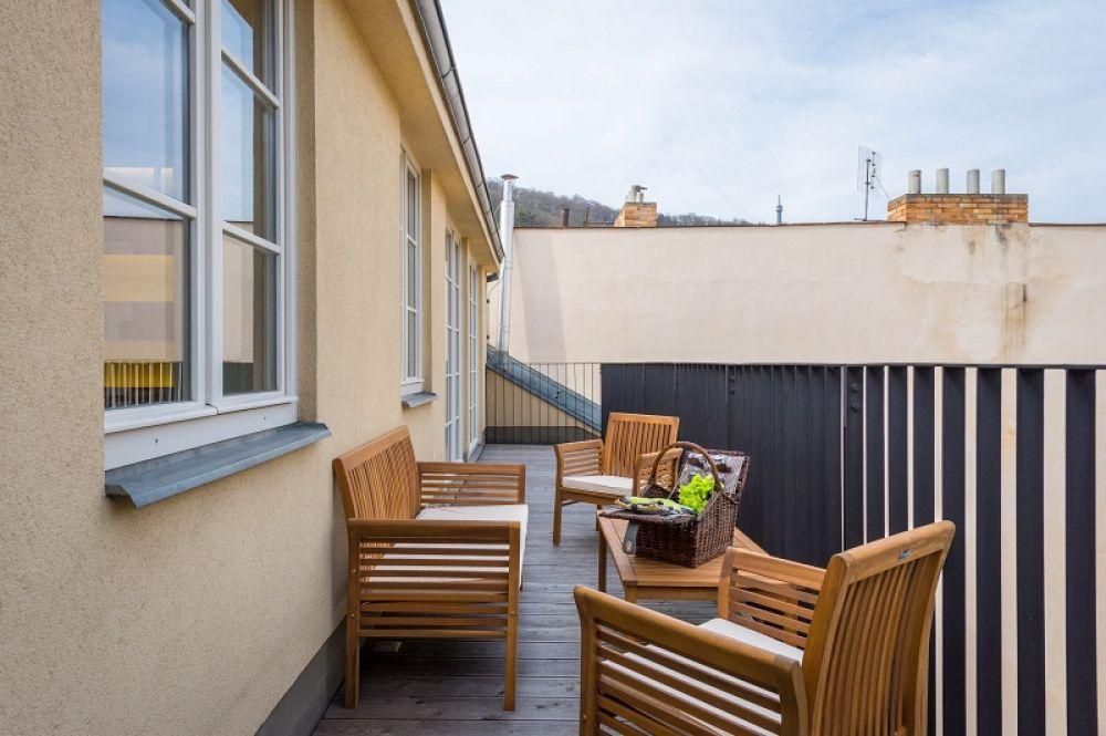 Půdní byt 5+kk, plocha 281 m², ulice Vítězná, Praha 1 - Malá Strana | 19