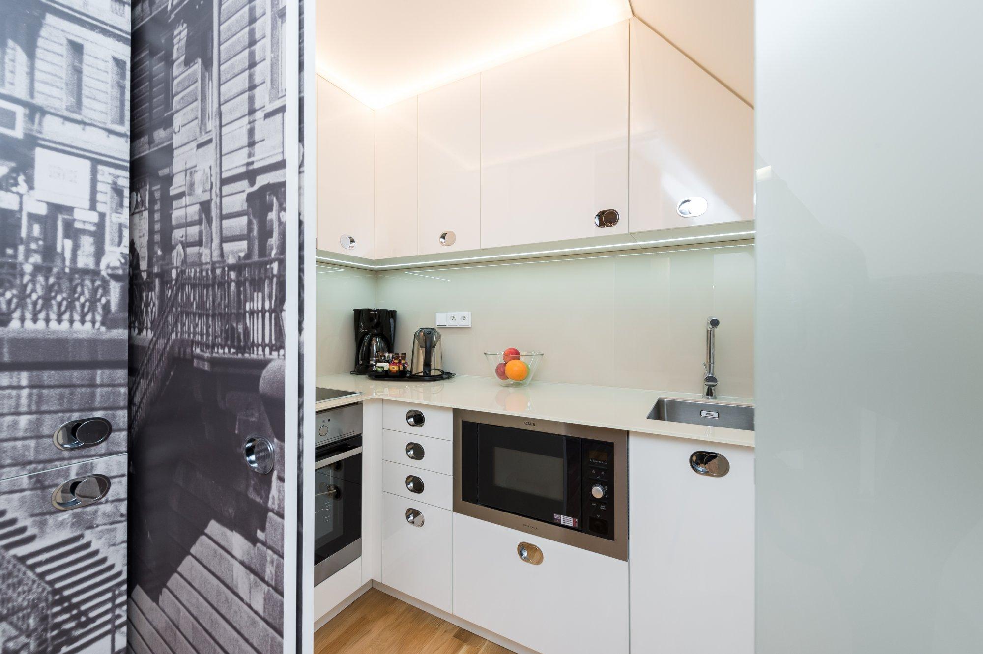 Půdní byt 3+kk, plocha 127 m², ulice Myslíkova, Praha 1 - Nové Město | 3