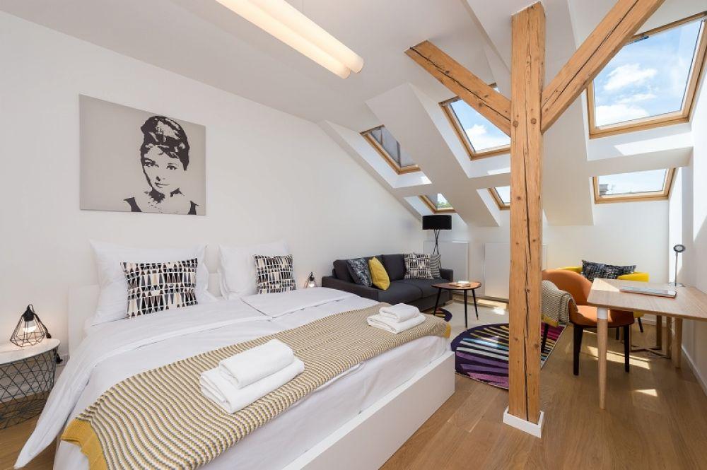 Půdní byt 3+kk, plocha 132 m², ulice Spálená, Praha 1 - Nové Město | 8