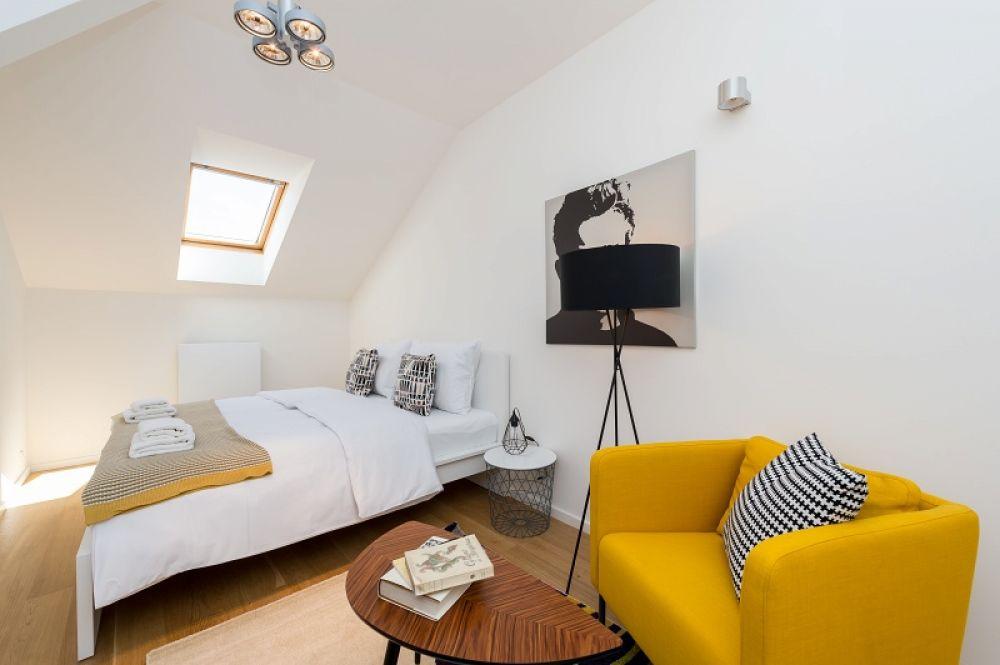 Půdní byt 3+kk, plocha 132 m², ulice Spálená, Praha 1 - Nové Město | 9