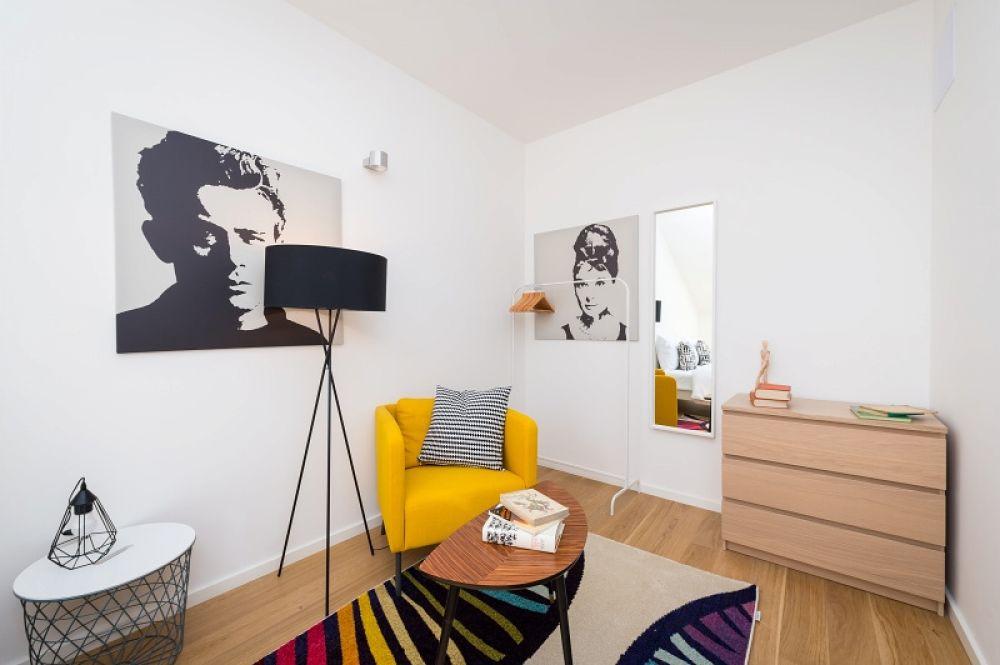 Půdní byt 3+kk, plocha 132 m², ulice Spálená, Praha 1 - Nové Město | 10