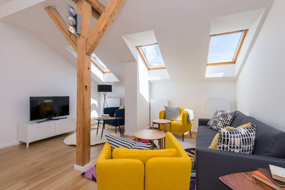 Půdní byt 3+kk, plocha 132 m², ulice Spálená, Praha 1 - Nové Město | 4