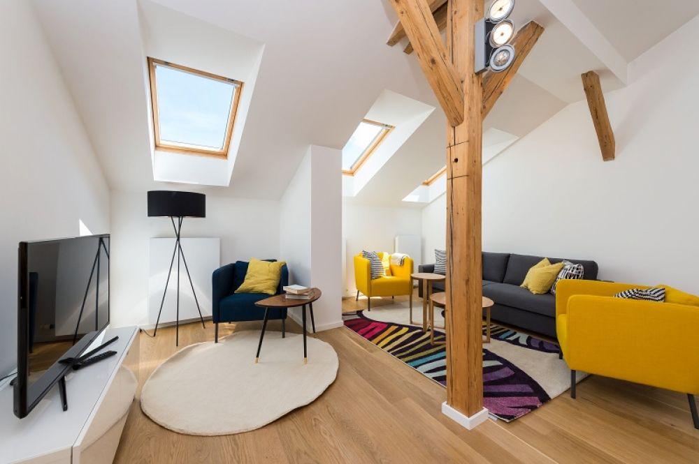 Půdní byt 3+kk, plocha 132 m², ulice Spálená, Praha 1 - Nové Město | 5