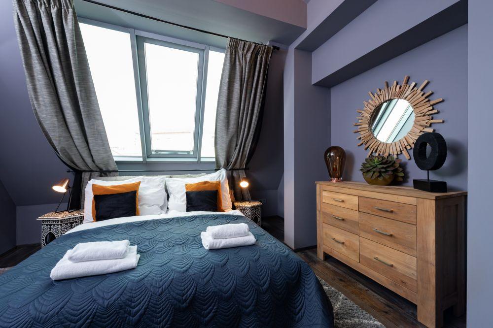Půdní byt 4+kk, plocha 171 m², ulice Navrátilova, Praha 1 - Nové Město | 9