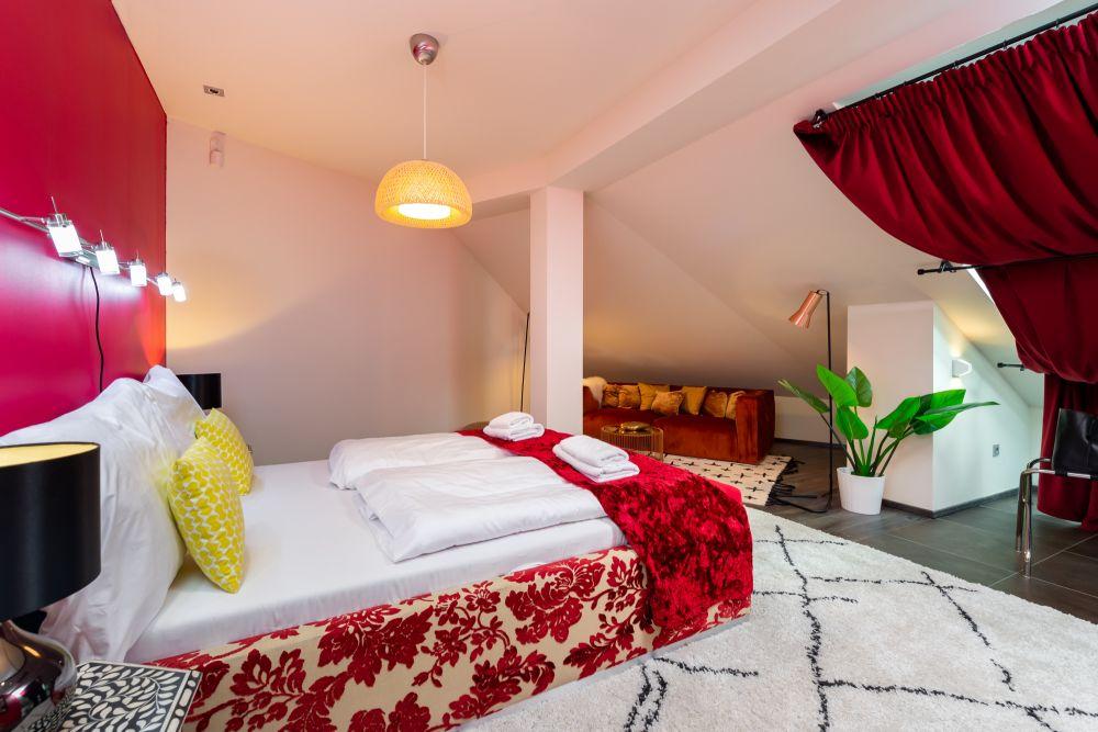 Půdní byt 4+kk, plocha 171 m², ulice Navrátilova, Praha 1 - Nové Město | 14