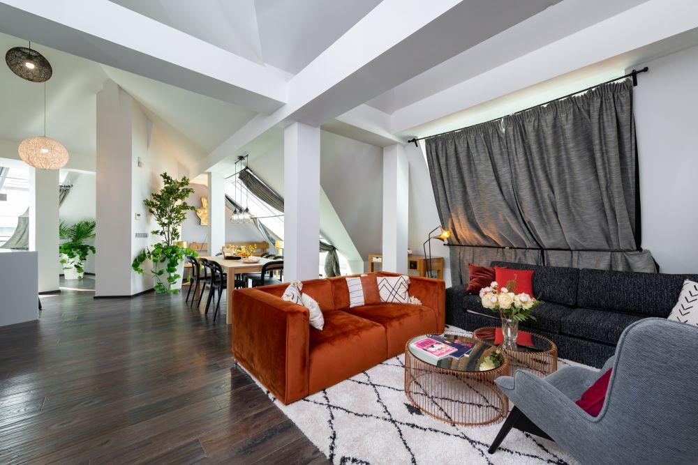 Půdní byt 4+kk, plocha 171 m², ulice Navrátilova, Praha 1 - Nové Město | 5