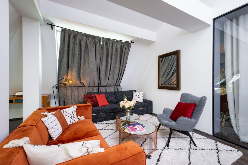 Půdní byt 4+kk, plocha 171 m², ulice Navrátilova, Praha 1 - Nové Město | 7