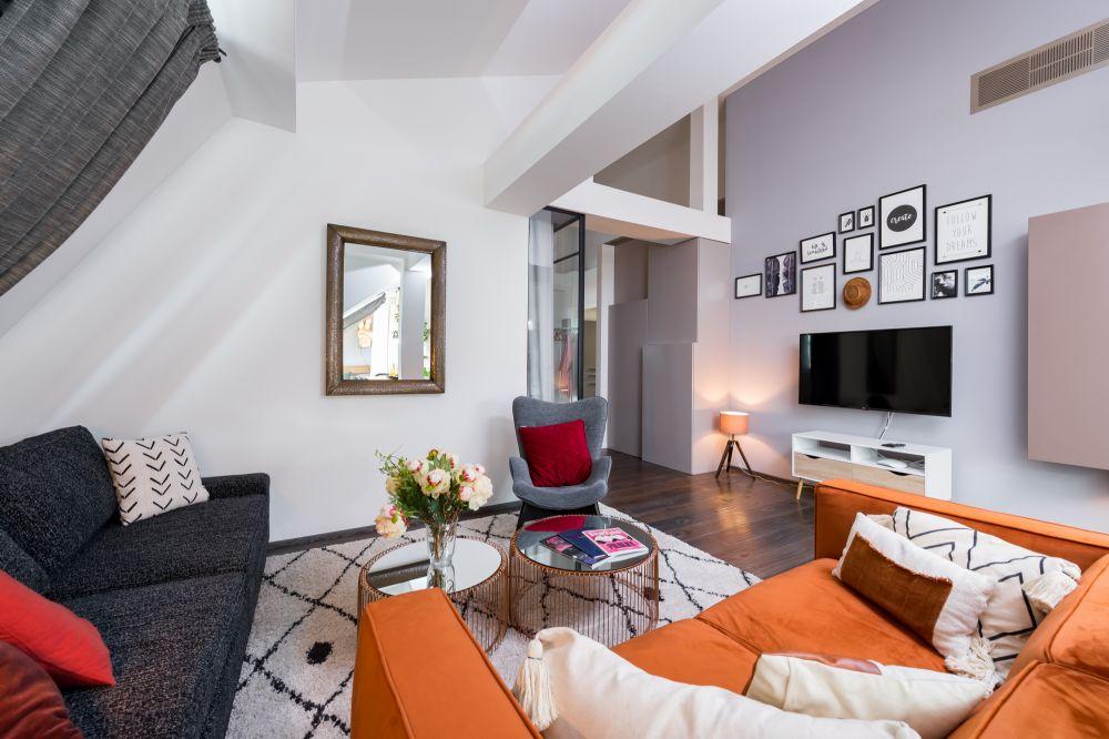 Půdní byt 4+kk, plocha 171 m², ulice Navrátilova, Praha 1 - Nové Město | 6