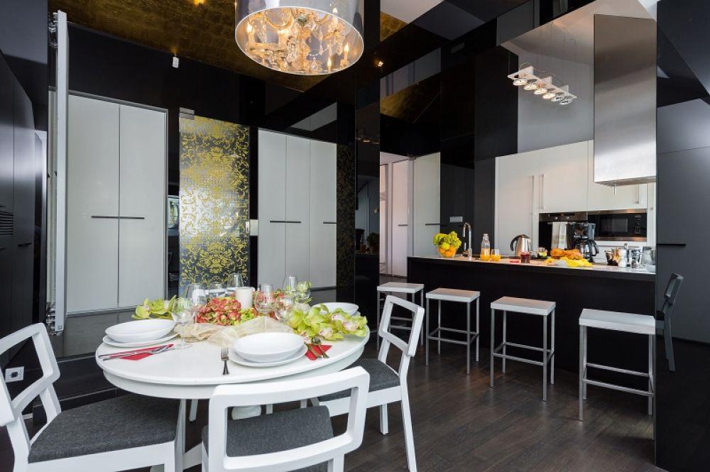 Půdní byt 2+kk, plocha 76 m², ulice Zlatnická, Praha 1 - Nové Město | 5
