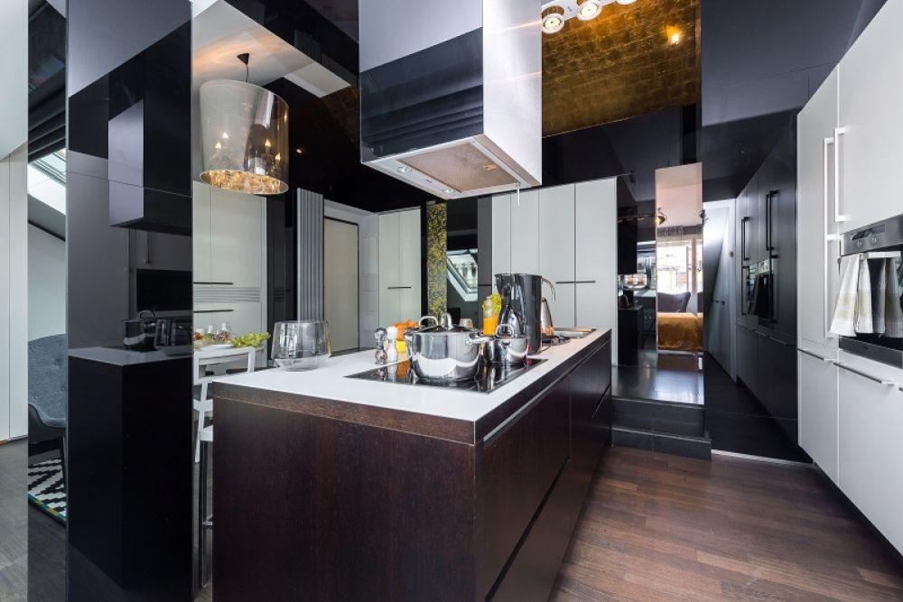 Půdní byt 2+kk, plocha 76 m², ulice Zlatnická, Praha 1 - Nové Město | 7