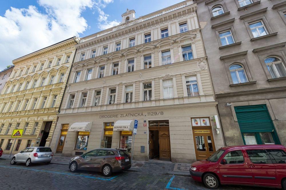 Půdní byt 2+kk, plocha 76 m², ulice Zlatnická, Praha 1 - Nové Město | 12