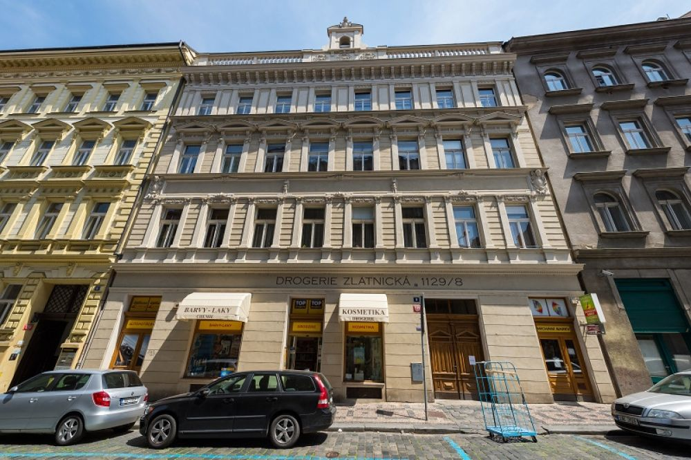 Půdní byt 2+kk, plocha 76 m², ulice Zlatnická, Praha 1 - Nové Město | 11