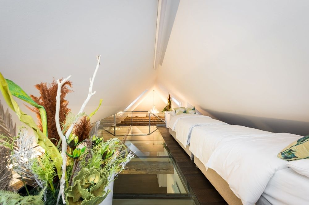 Půdní byt 2+kk, plocha 145 m², ulice Malostranské náměstí, Praha 1 - Malá Strana | 14