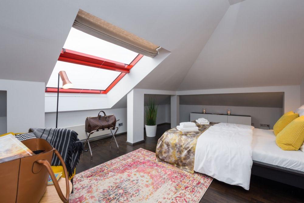 Půdní byt 3+kk, plocha 165 m², ulice Školská, Praha 1 - Nové Město | 10