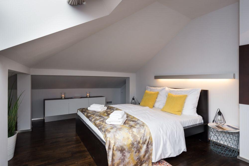 Půdní byt 3+kk, plocha 165 m², ulice Školská, Praha 1 - Nové Město | 13