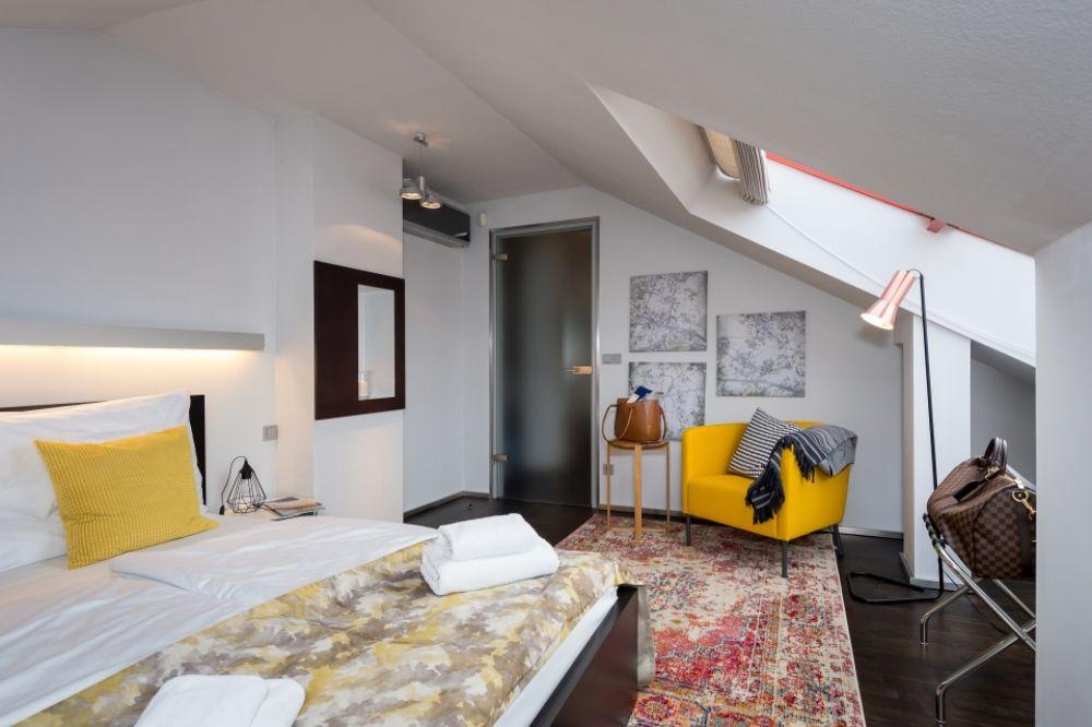 Půdní byt 3+kk, plocha 165 m², ulice Školská, Praha 1 - Nové Město | 14
