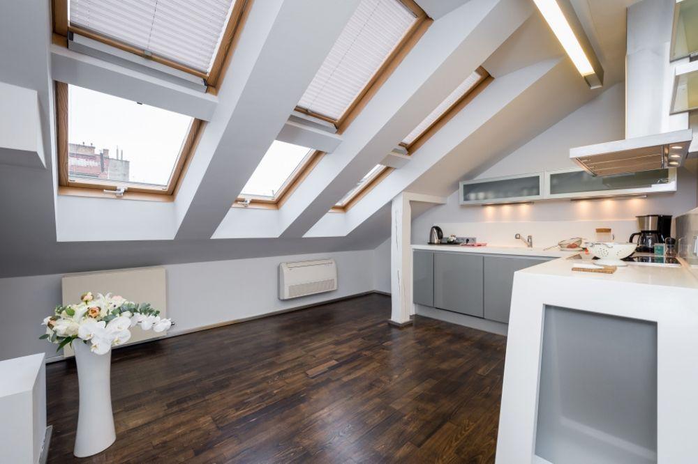 Půdní byt 3+kk, plocha 165 m², ulice Školská, Praha 1 - Nové Město | 6