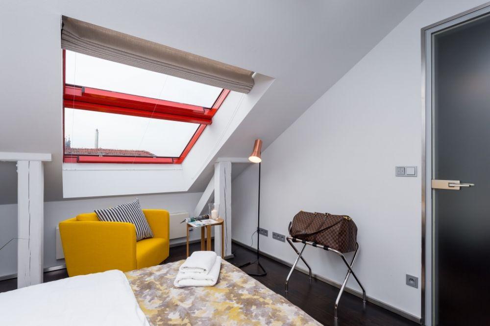Půdní byt 3+kk, plocha 165 m², ulice Školská, Praha 1 - Nové Město | 11