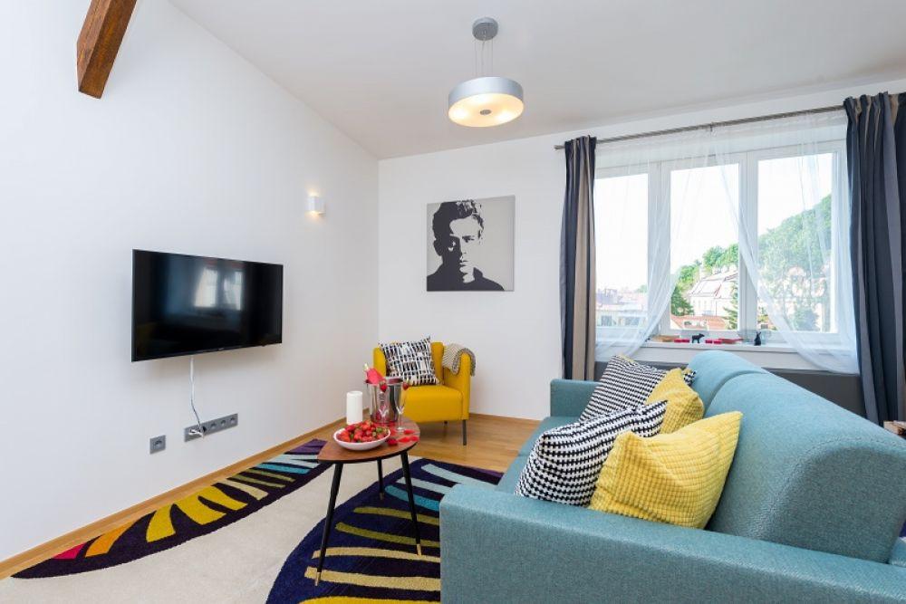 Půdní byt 3+kk, plocha 133 m², ulice Hellichova, Praha 1 - Malá Strana | 4