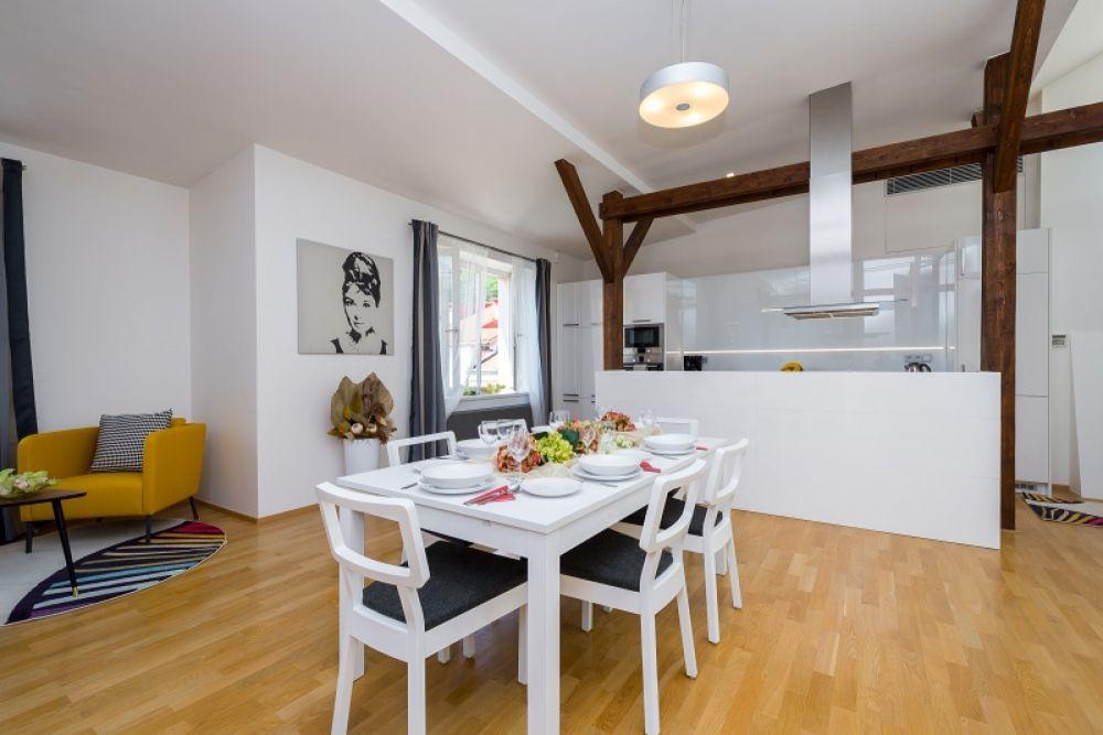 Půdní byt 3+kk, plocha 133 m², ulice Hellichova, Praha 1 - Malá Strana | 5