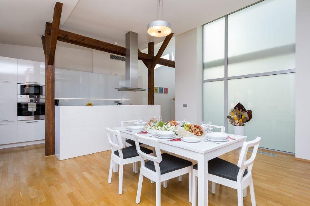 Půdní byt 3+kk, plocha 133 m², ulice Hellichova, Praha 1 - Malá Strana | 6