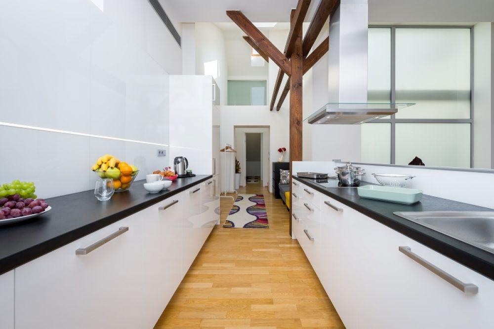 Půdní byt 3+kk, plocha 133 m², ulice Hellichova, Praha 1 - Malá Strana | 7