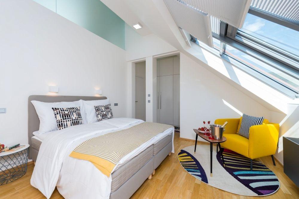 Půdní byt 3+kk, plocha 133 m², ulice Hellichova, Praha 1 - Malá Strana | 10