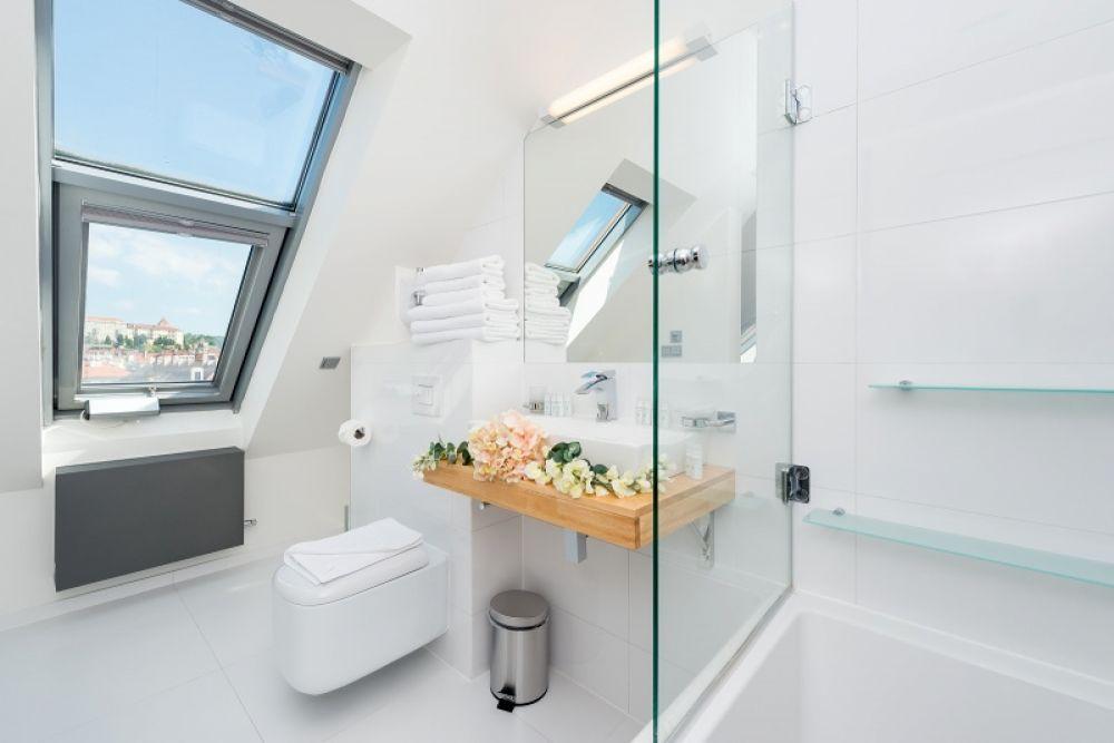 Půdní byt 3+kk, plocha 133 m², ulice Hellichova, Praha 1 - Malá Strana | 12