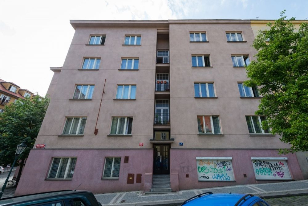 Půdní byt 3+kk, plocha 133 m², ulice Hellichova, Praha 1 - Malá Strana | 16