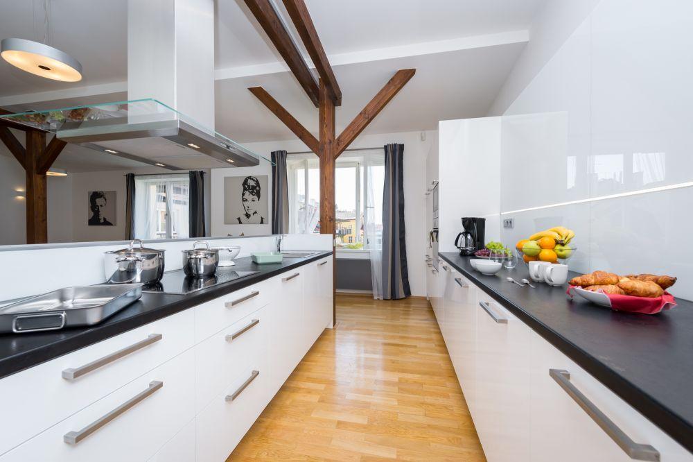 Půdní byt 3+kk, plocha 133 m², ulice Hellichova, Praha 1 - Malá Strana | 2