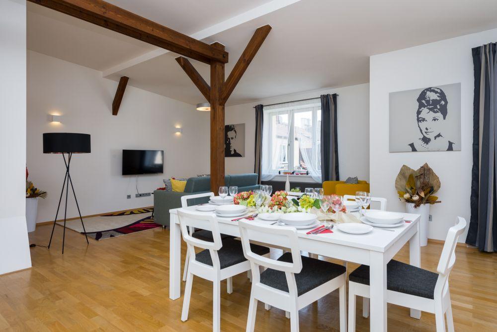 Půdní byt 3+kk, plocha 133 m², ulice Hellichova, Praha 1 - Malá Strana | 3