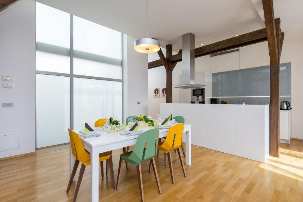 Půdní byt 3+kk, plocha 146 m², ulice Hellichova, Praha 1 - Malá Strana | 5