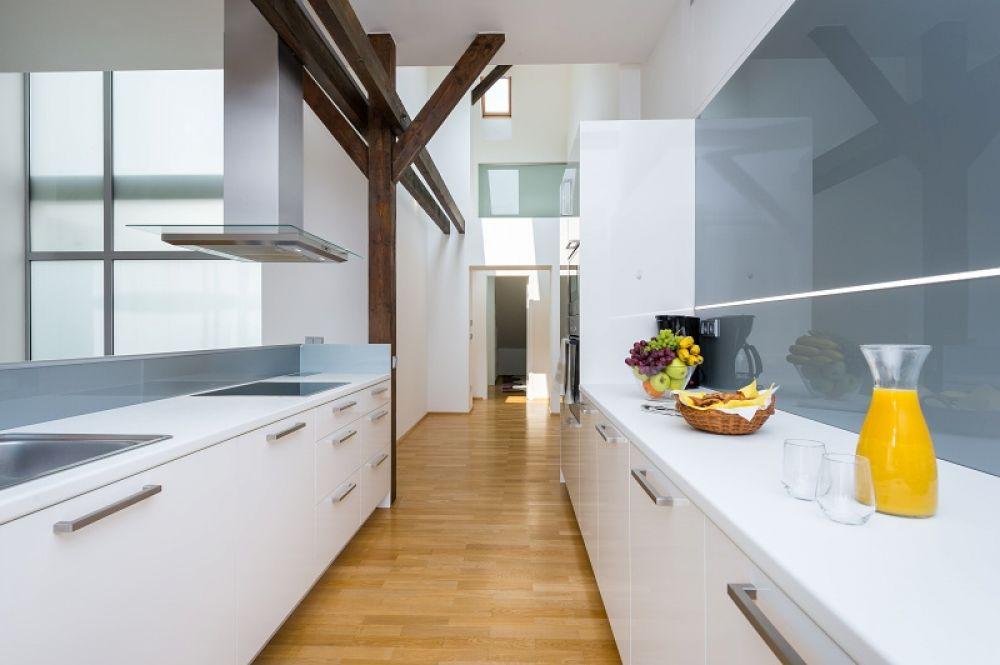Půdní byt 3+kk, plocha 146 m², ulice Hellichova, Praha 1 - Malá Strana | 6
