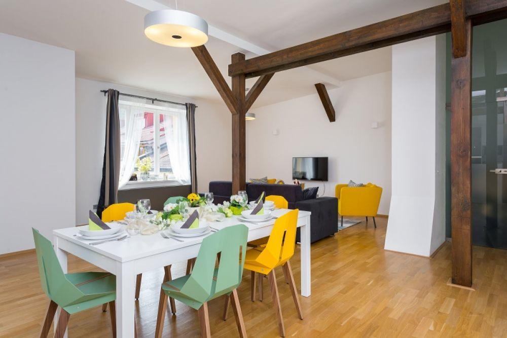 Půdní byt 3+kk, plocha 146 m², ulice Hellichova, Praha 1 - Malá Strana | 8
