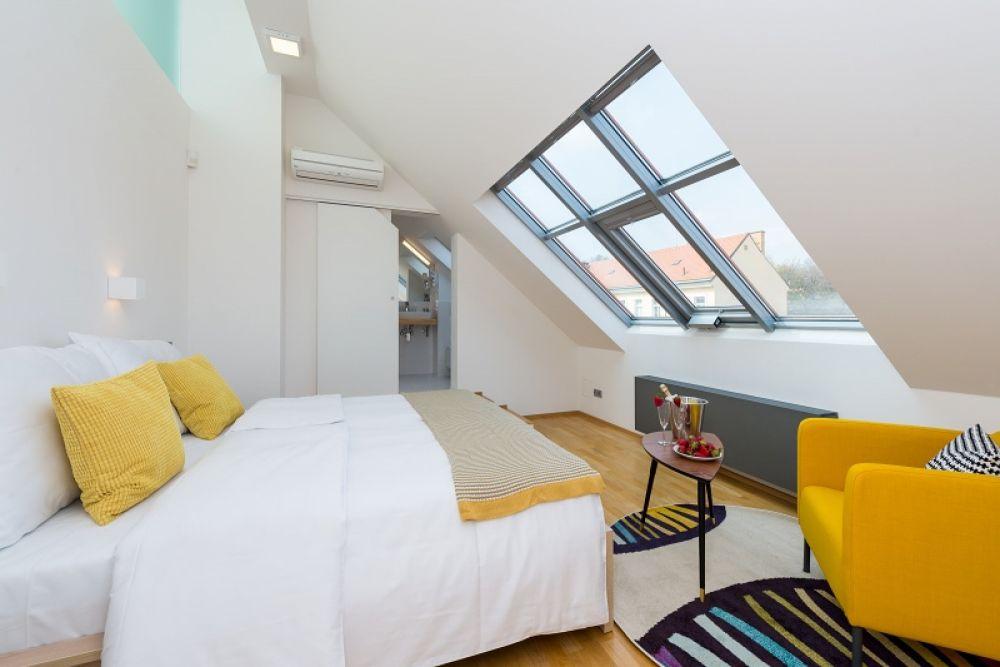 Půdní byt 3+kk, plocha 146 m², ulice Hellichova, Praha 1 - Malá Strana | 10
