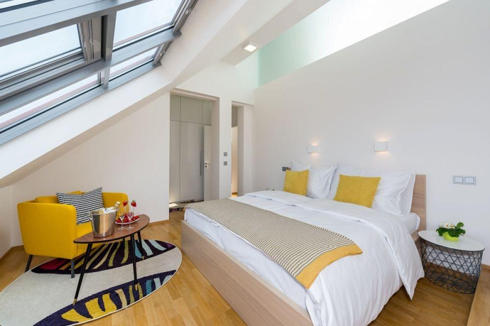 Půdní byt 3+kk, plocha 146 m², ulice Hellichova, Praha 1 - Malá Strana | 11