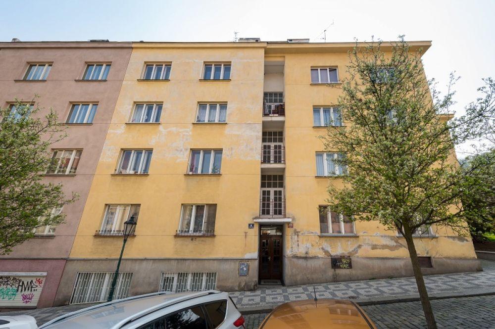 Půdní byt 3+kk, plocha 146 m², ulice Hellichova, Praha 1 - Malá Strana | 16